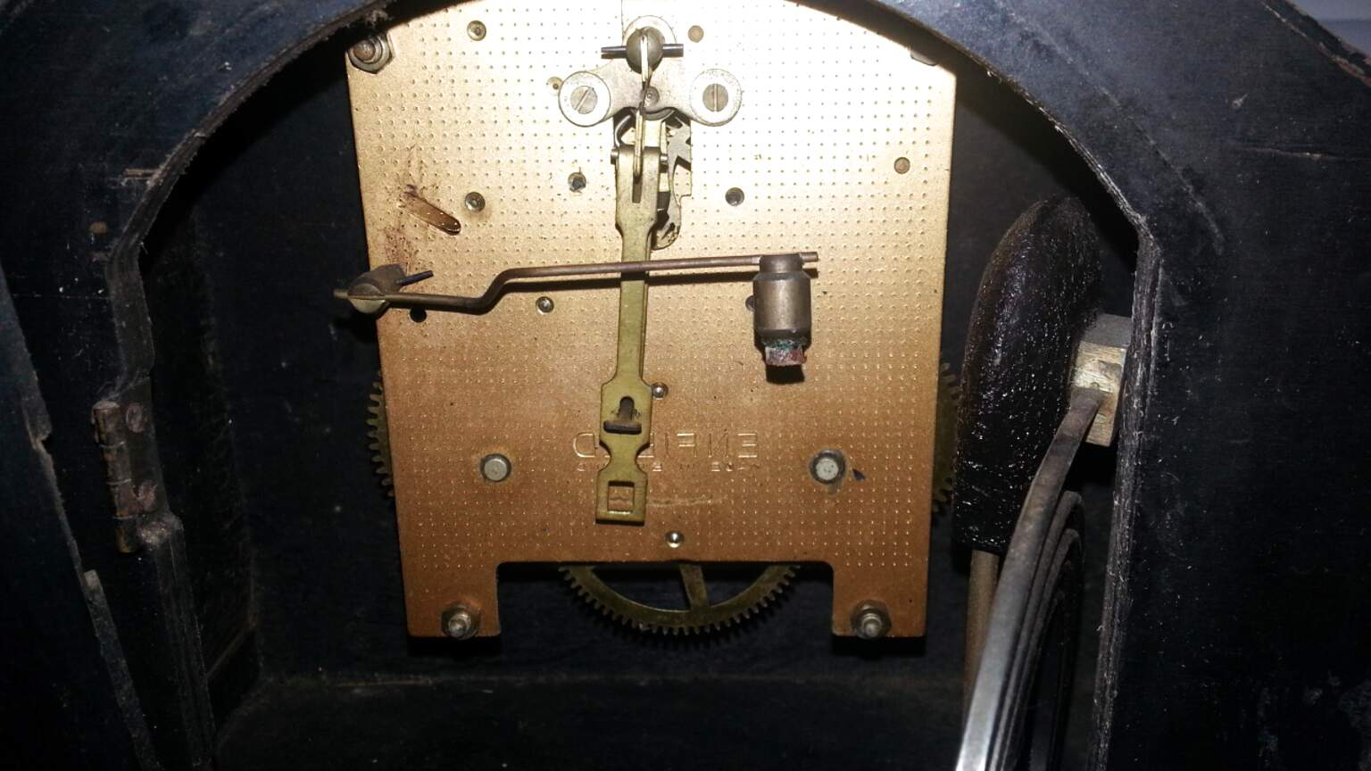 smiths enfield clock movement for sale