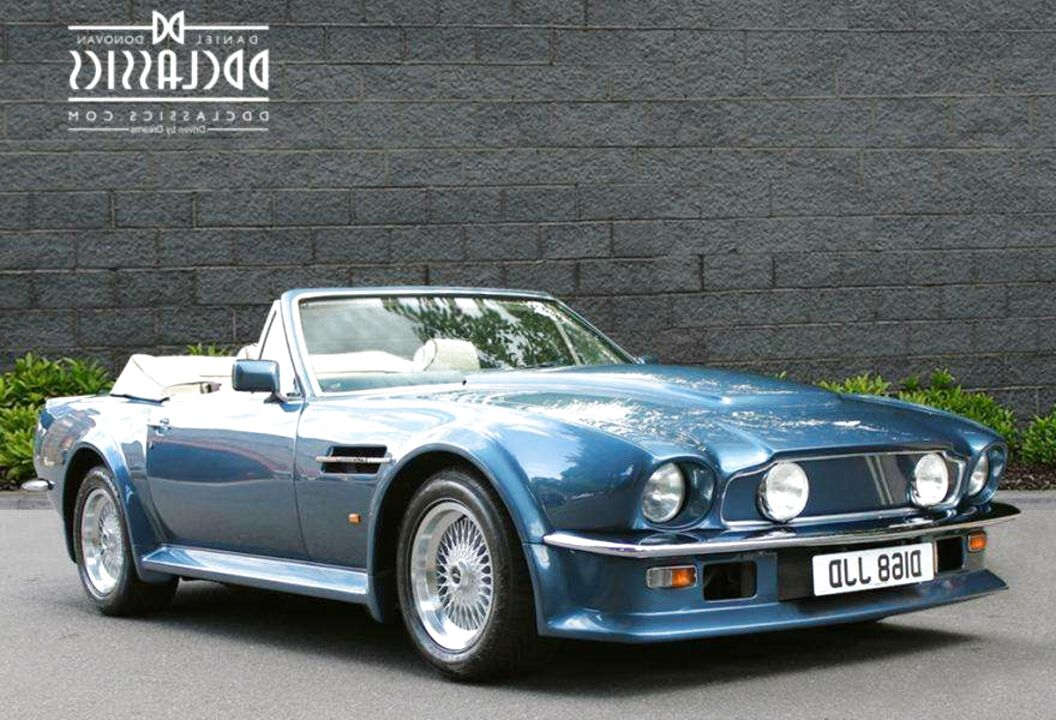aston martin v8 vantage volante for sale
