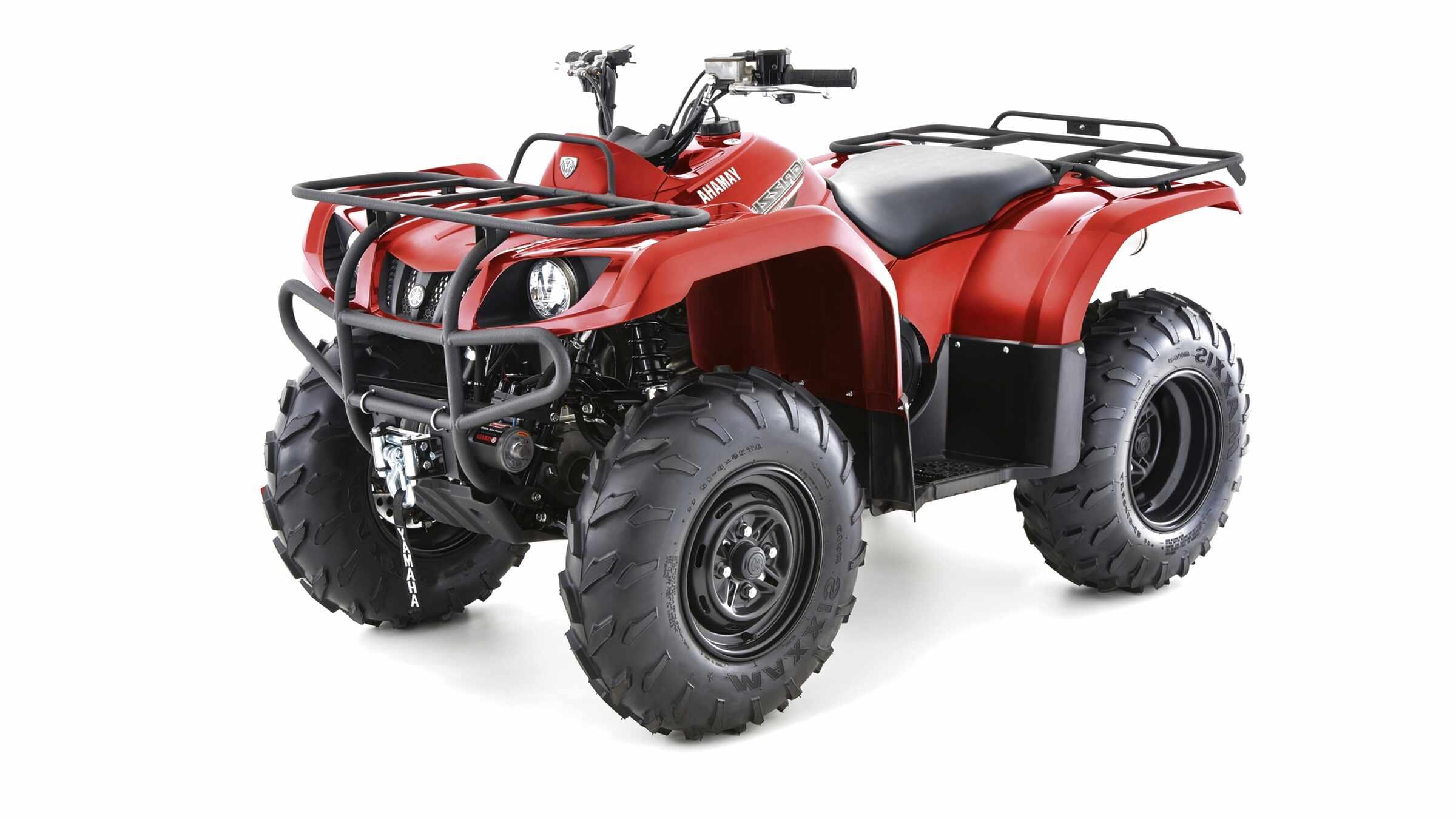 yamaha 4x4 quad for sale