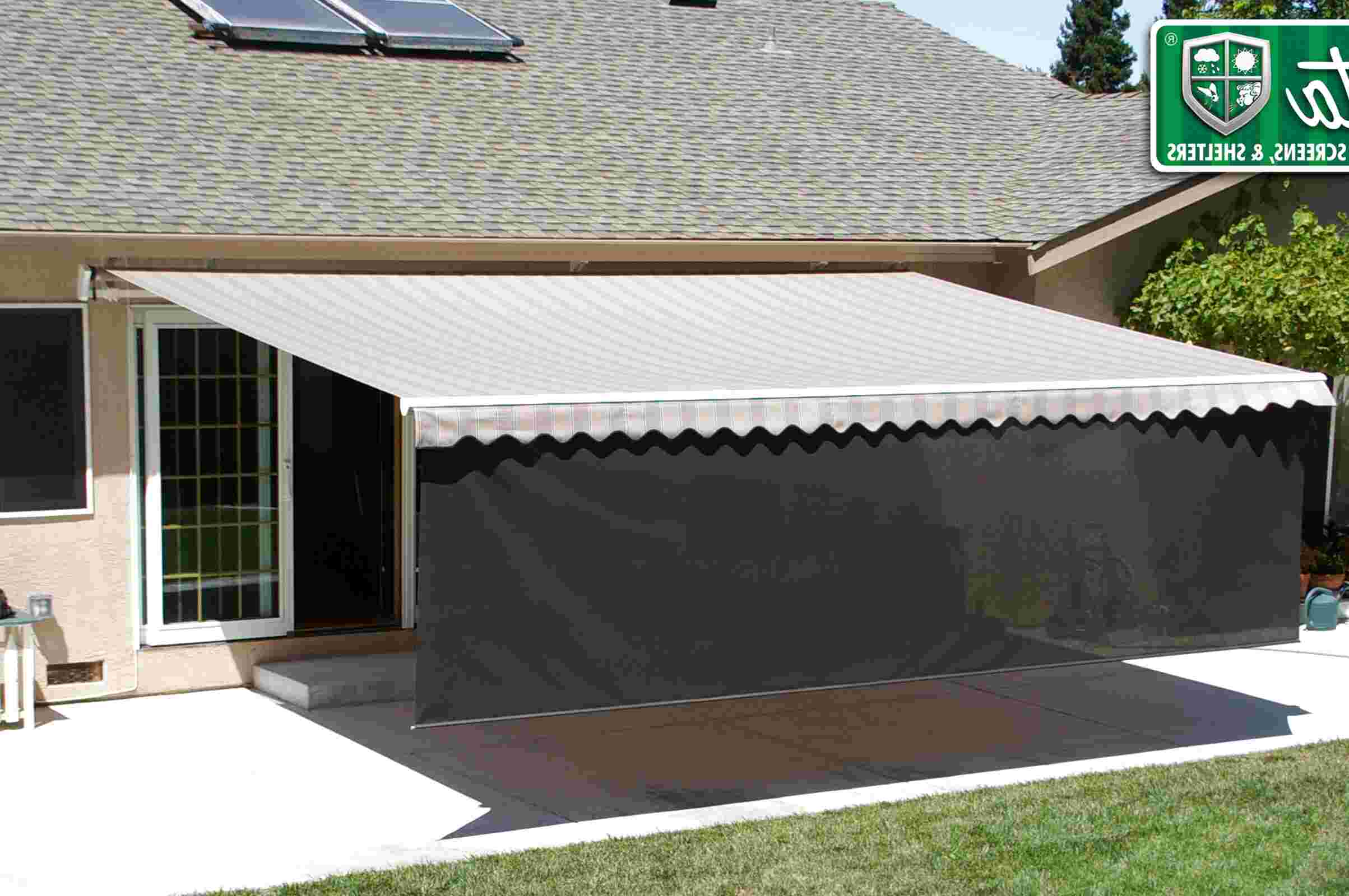 Wall Awning for sale in UK | 45 second-hand Wall Awnings