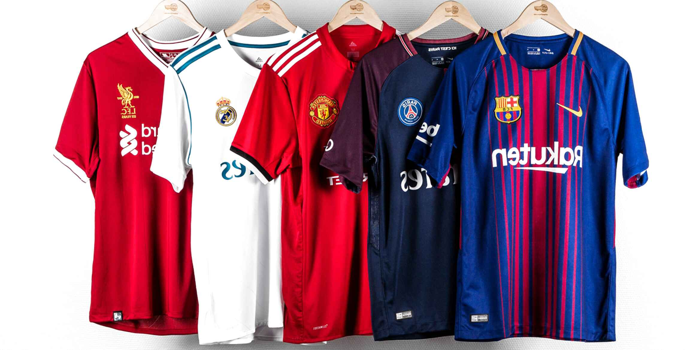 football shirts for sale