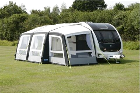 kampa 390 air awning for sale