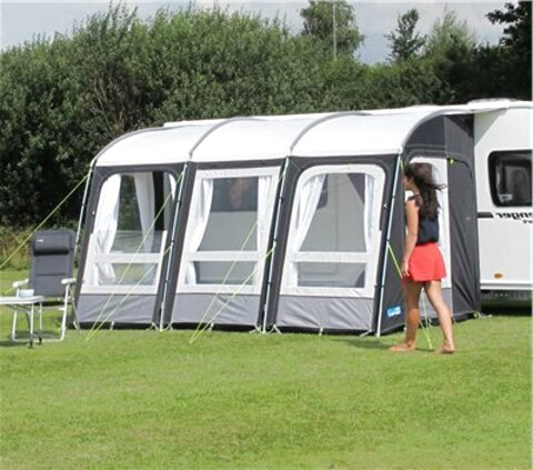 kampa awning 390 rally pro for sale