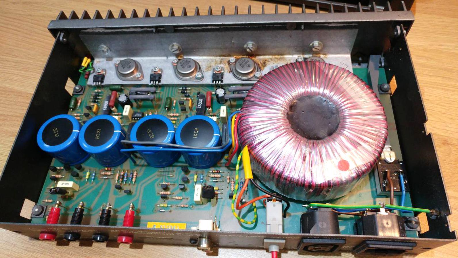 quad 306 amplifier for sale