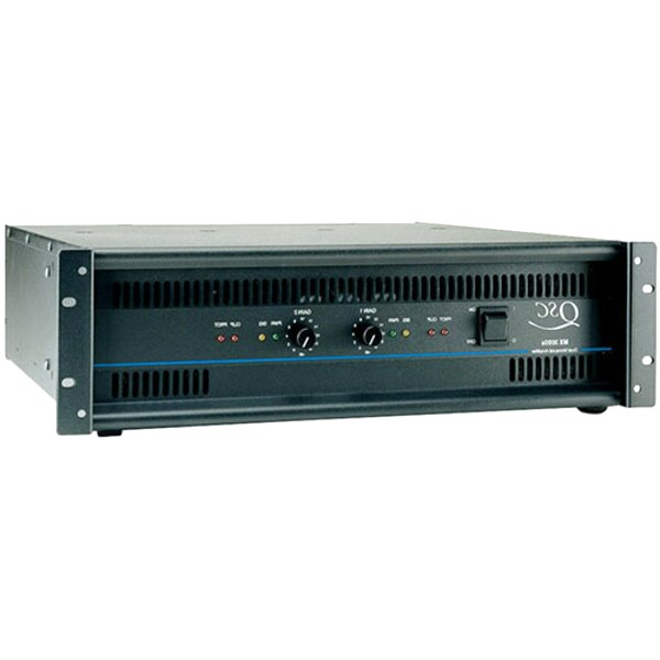 qsc power amplifier for sale