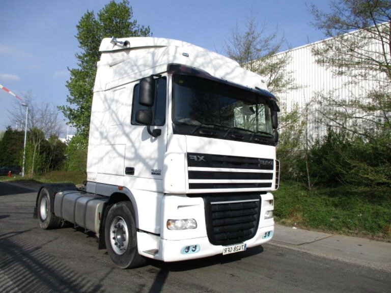 daf xf 105 for sale