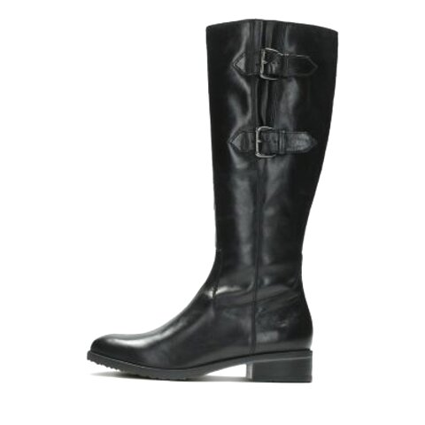 clarkes wide fit boots for sale