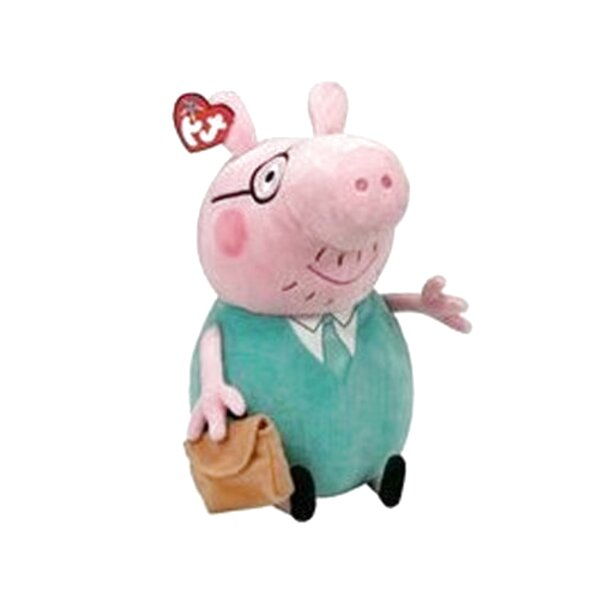 daddy pig soft toy for sale