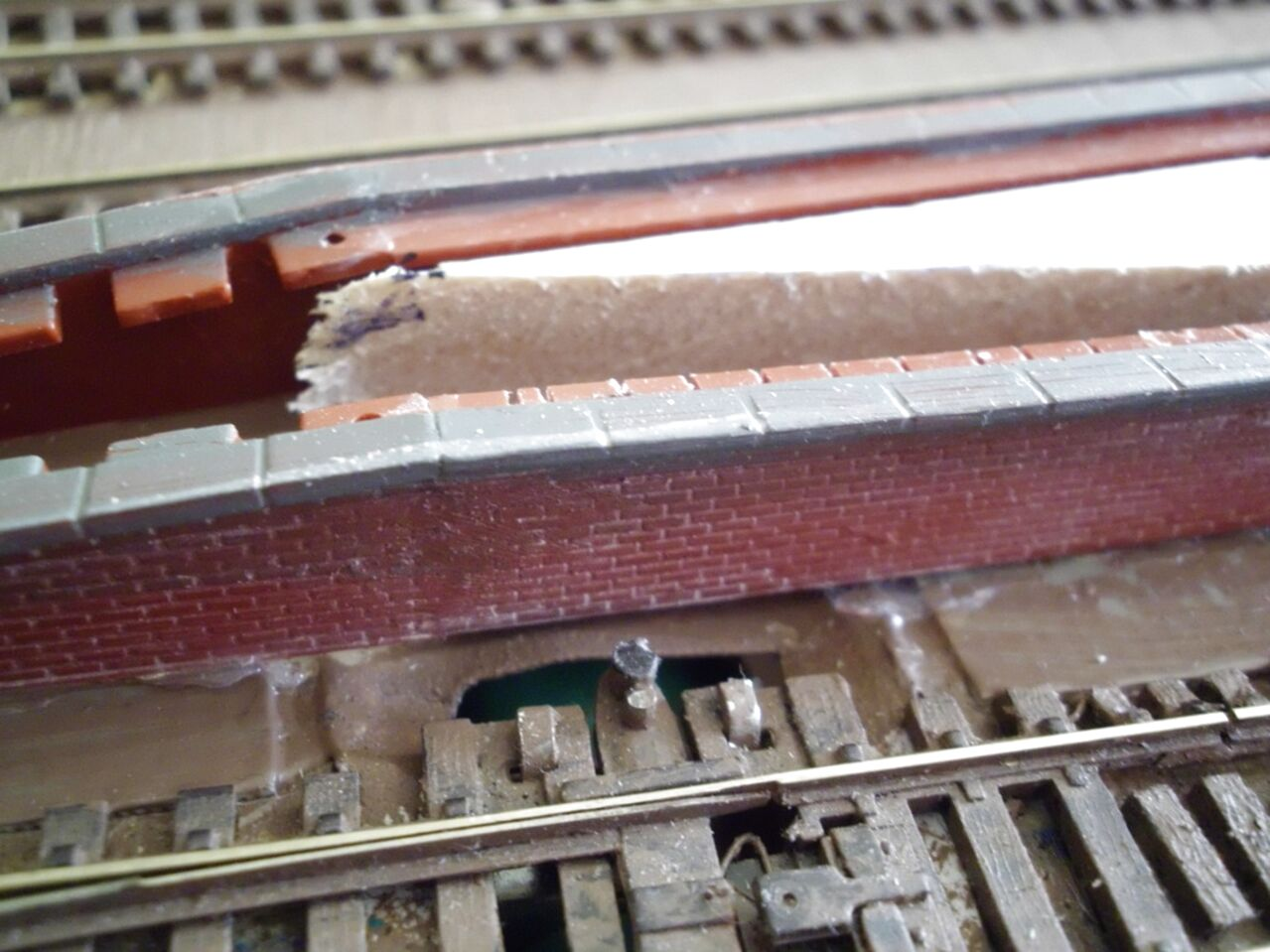 n gauge platform curved for sale