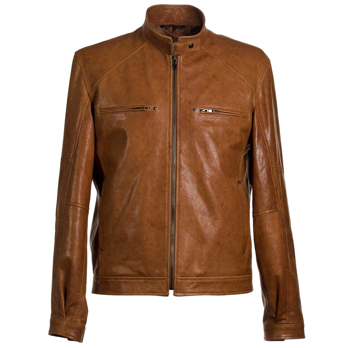 mens italian leather jacket for sale