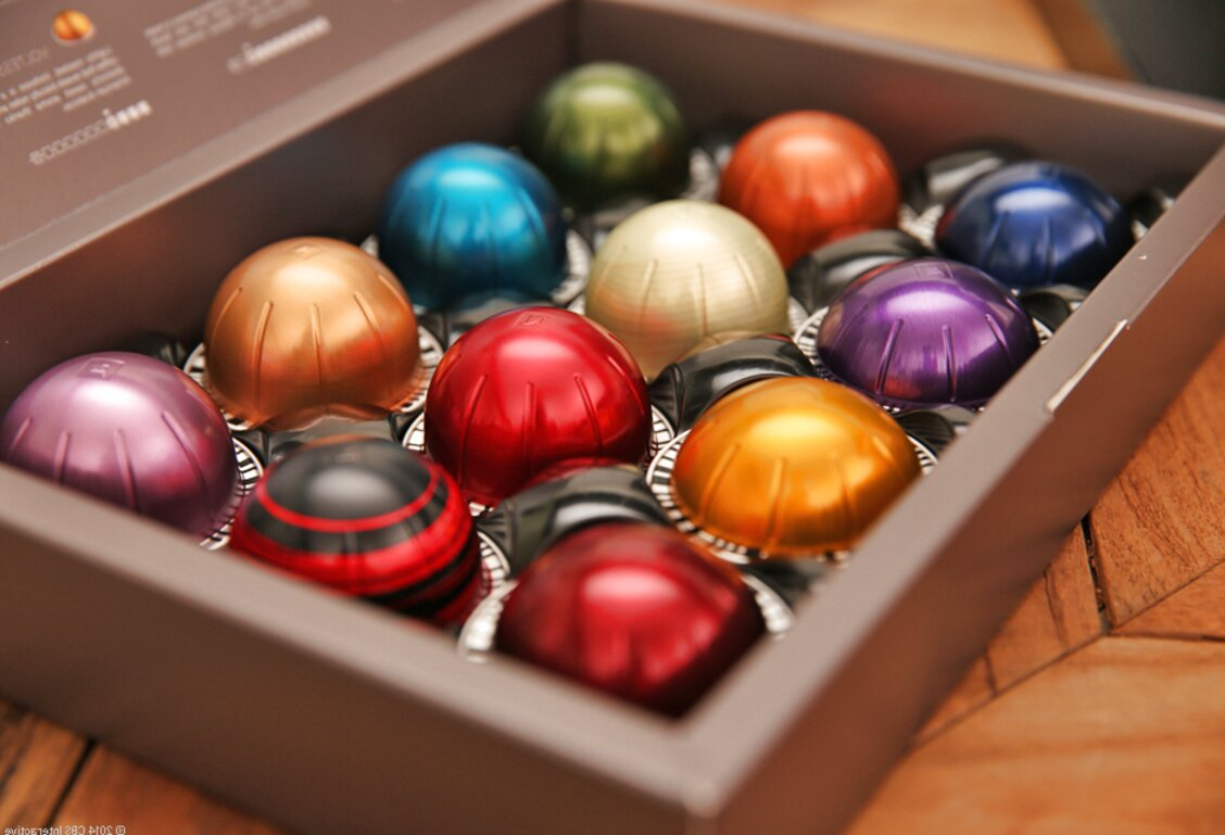 nespresso coffee pods for sale