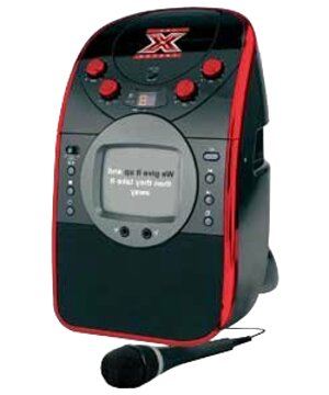 x factor karaoke machine for sale