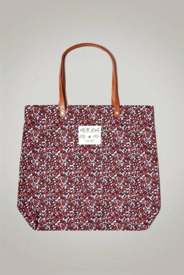 jack wills floral bag for sale