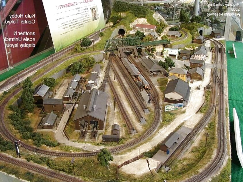 n gauge track layouts for sale