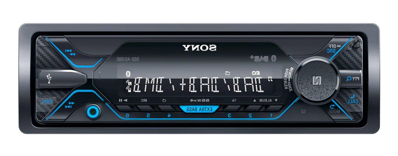dab car radio sony for sale