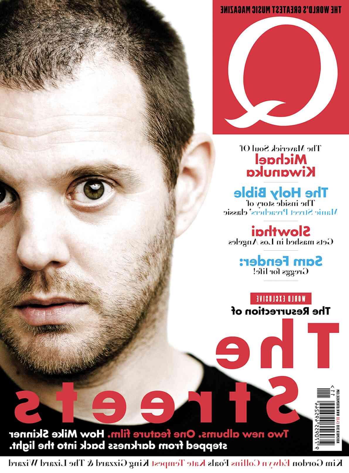 q magazine for sale
