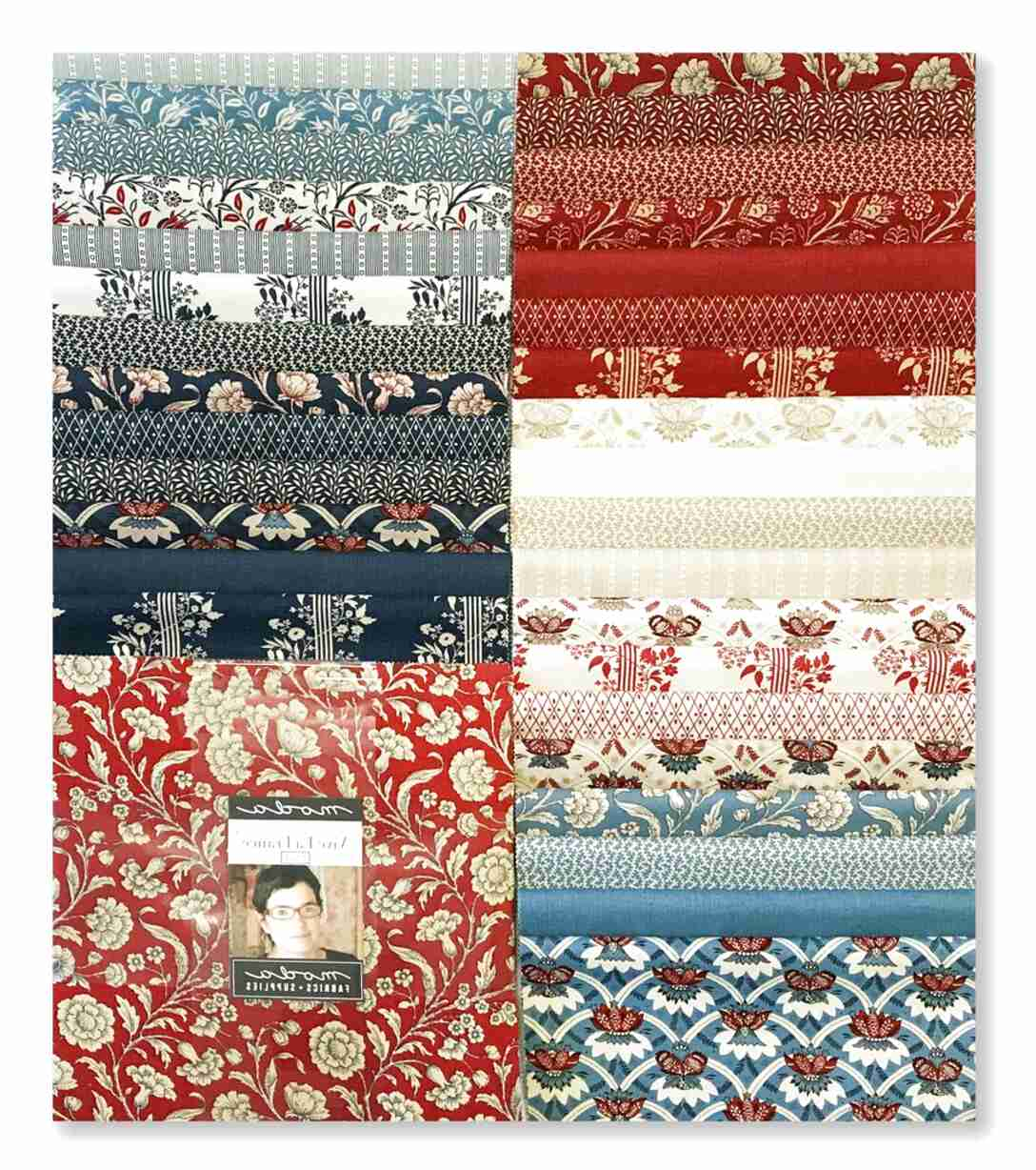 moda fabric french general for sale