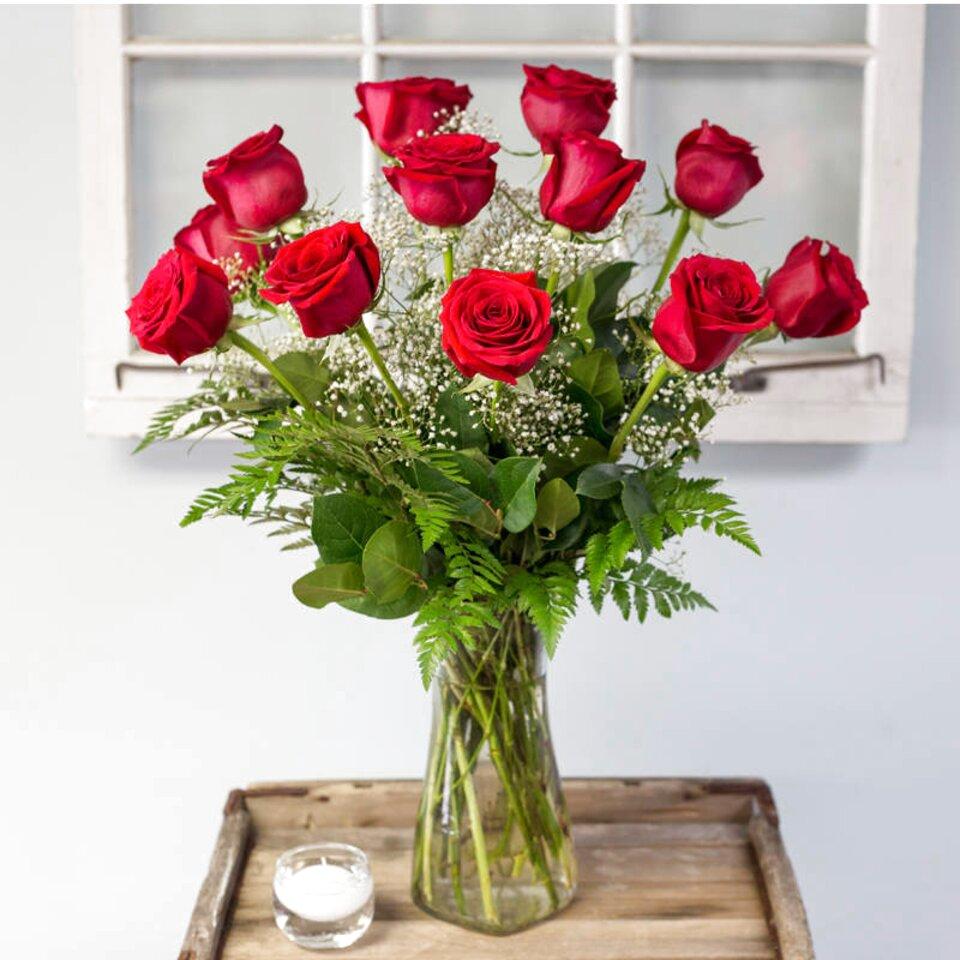 rose vase for sale