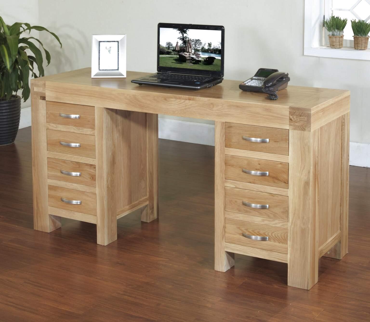oak desk for sale