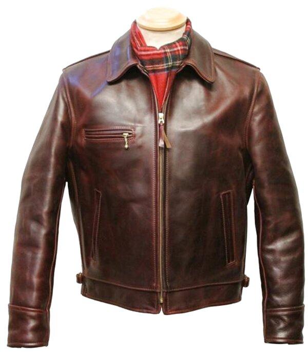 highwayman leather jacket for sale