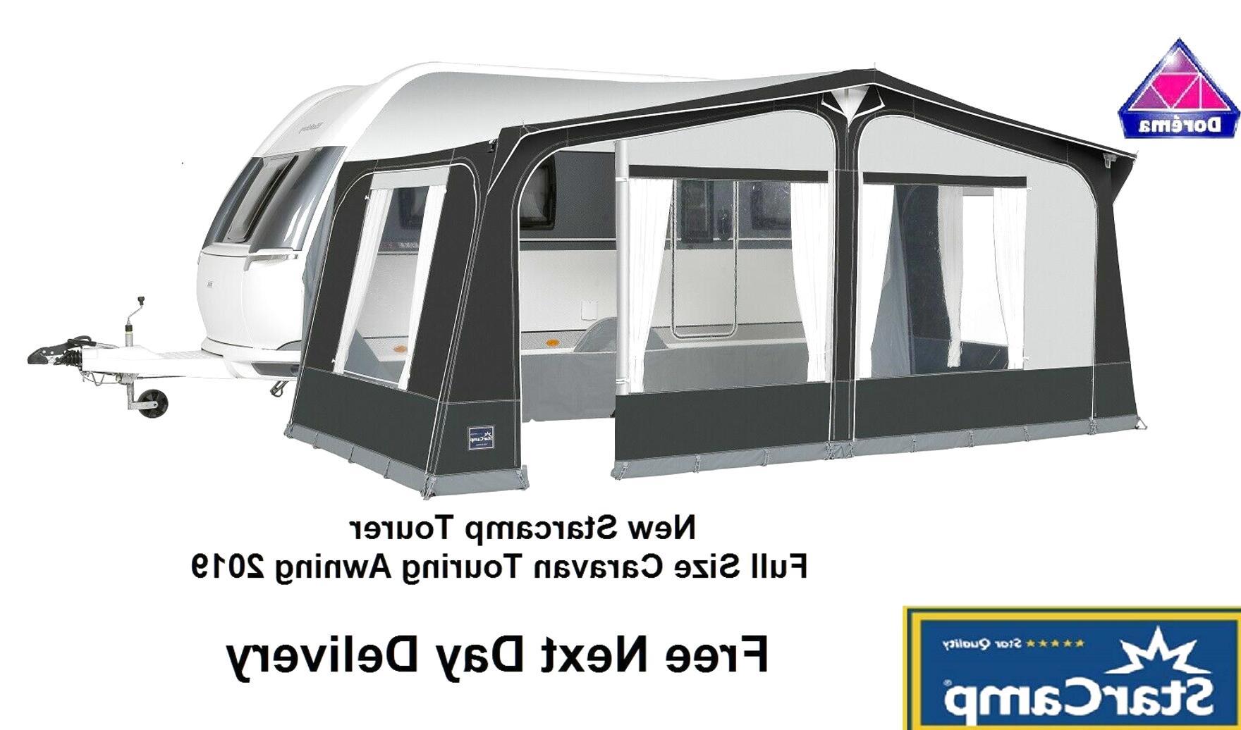 caravan awning 1100 cm for sale