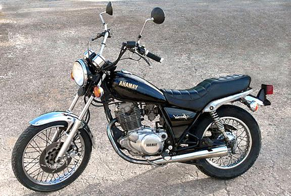 yamaha sr 250 for sale