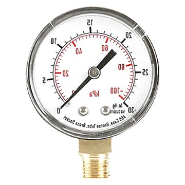 vacuum gauge for sale