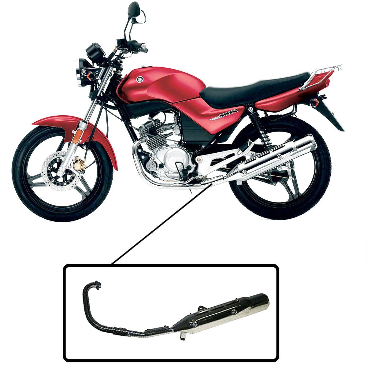 yamaha ybr 125 exhaust for sale