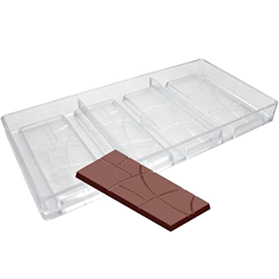 polycarbonate chocolate bar mould for sale