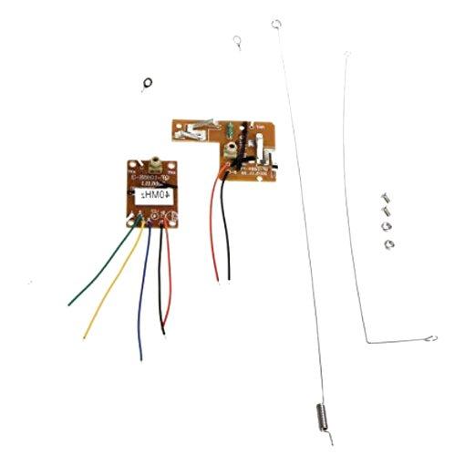 Ko Propo 40MHz Pair of Crystals Xtal Set TX /& RX Various Frequencies New UK