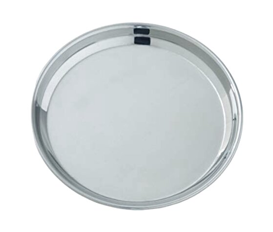 stainless steel dinner plates for sale
