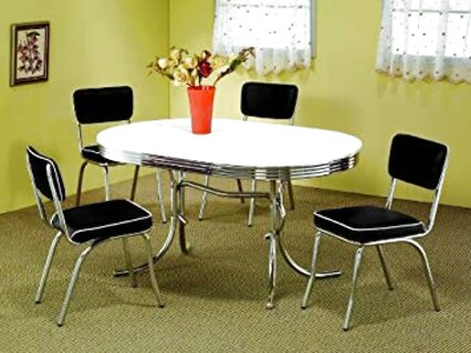 retro table chairs for sale