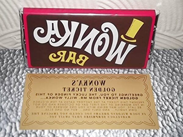 Wonka Chocolate Bar For Sale In Uk View 60 Bargains