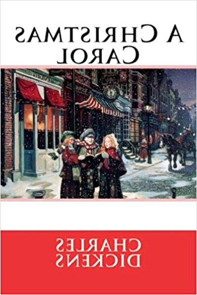 christmas carol book for sale