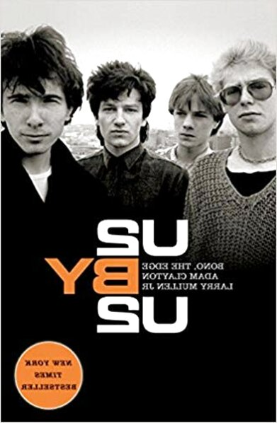 u2 book for sale