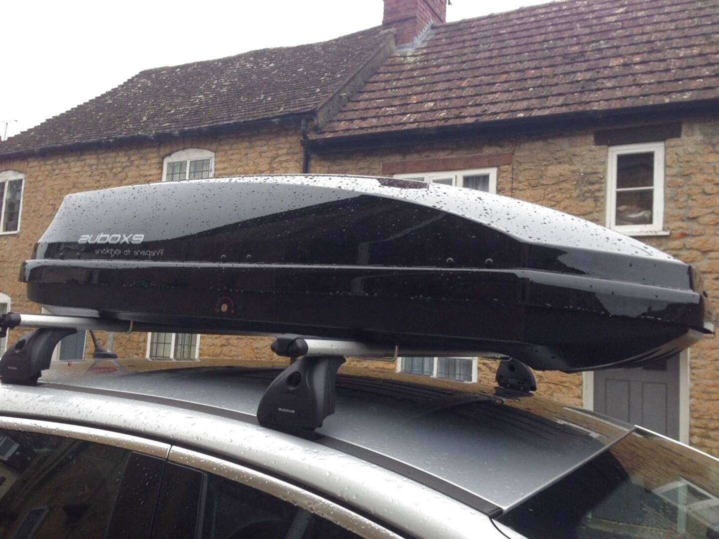 exodus roof box for sale