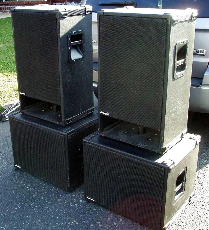 pa bass bins for sale
