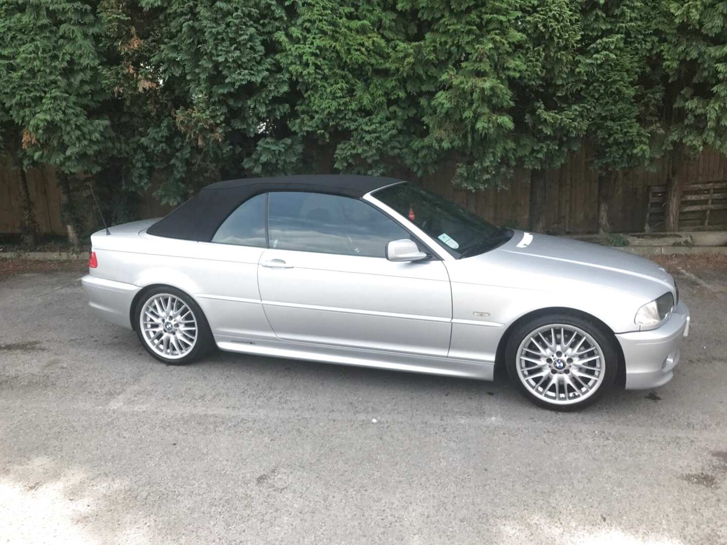 e46 convertible for sale