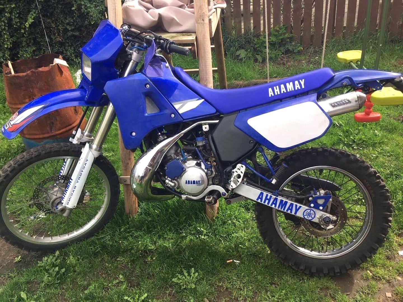 yamaha dtr 125 for sale