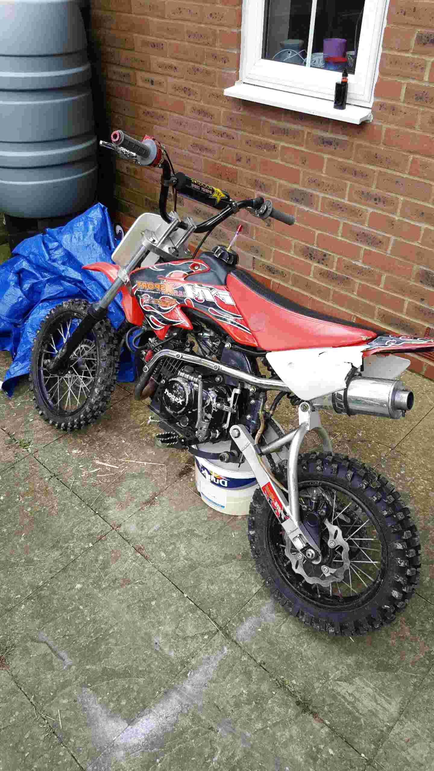 xsport pit bike for sale