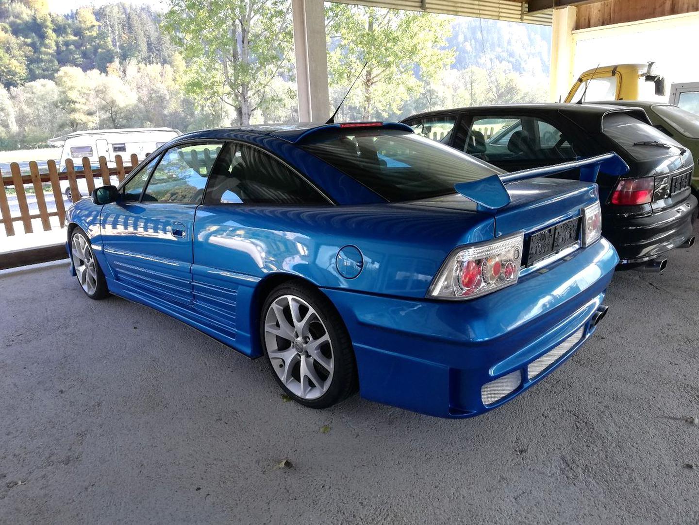 calibra turbo for sale