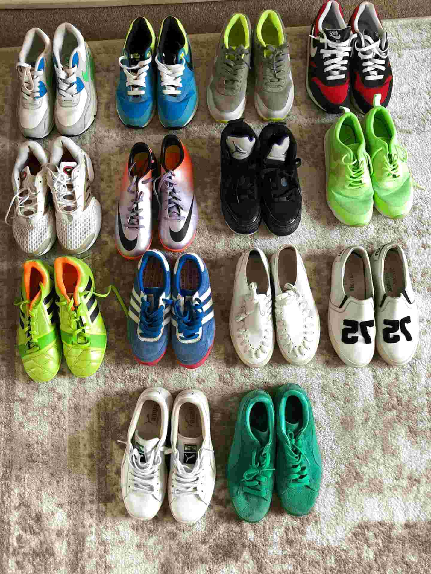 Joblot Trainers for sale in UK | 57