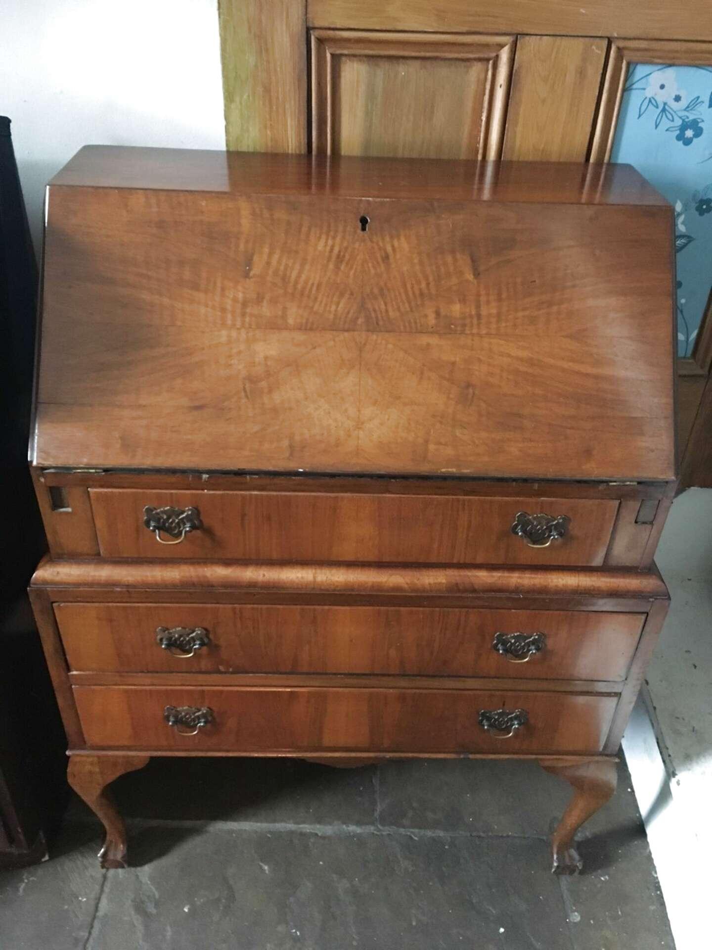 old writing bureau for sale