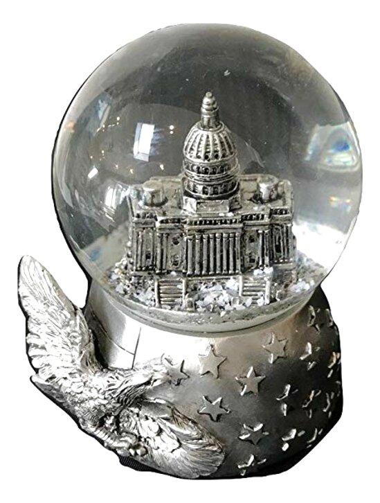 m m snow globe for sale