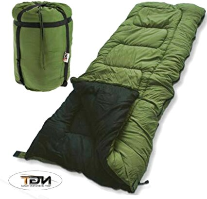 3 Seasons Warm Sleeping Bag Carp Fishing High Tog Rating Bag Camping Hunting NGT