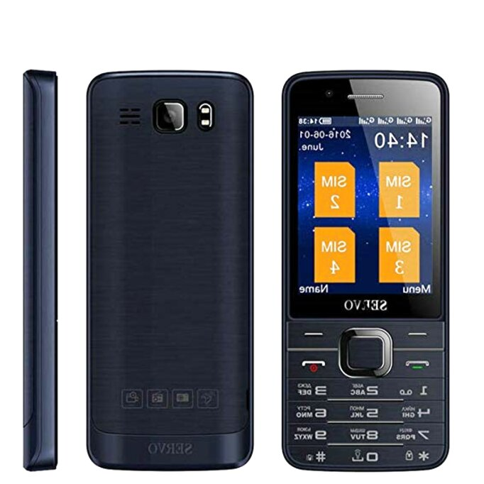 quad sim mobile phone for sale