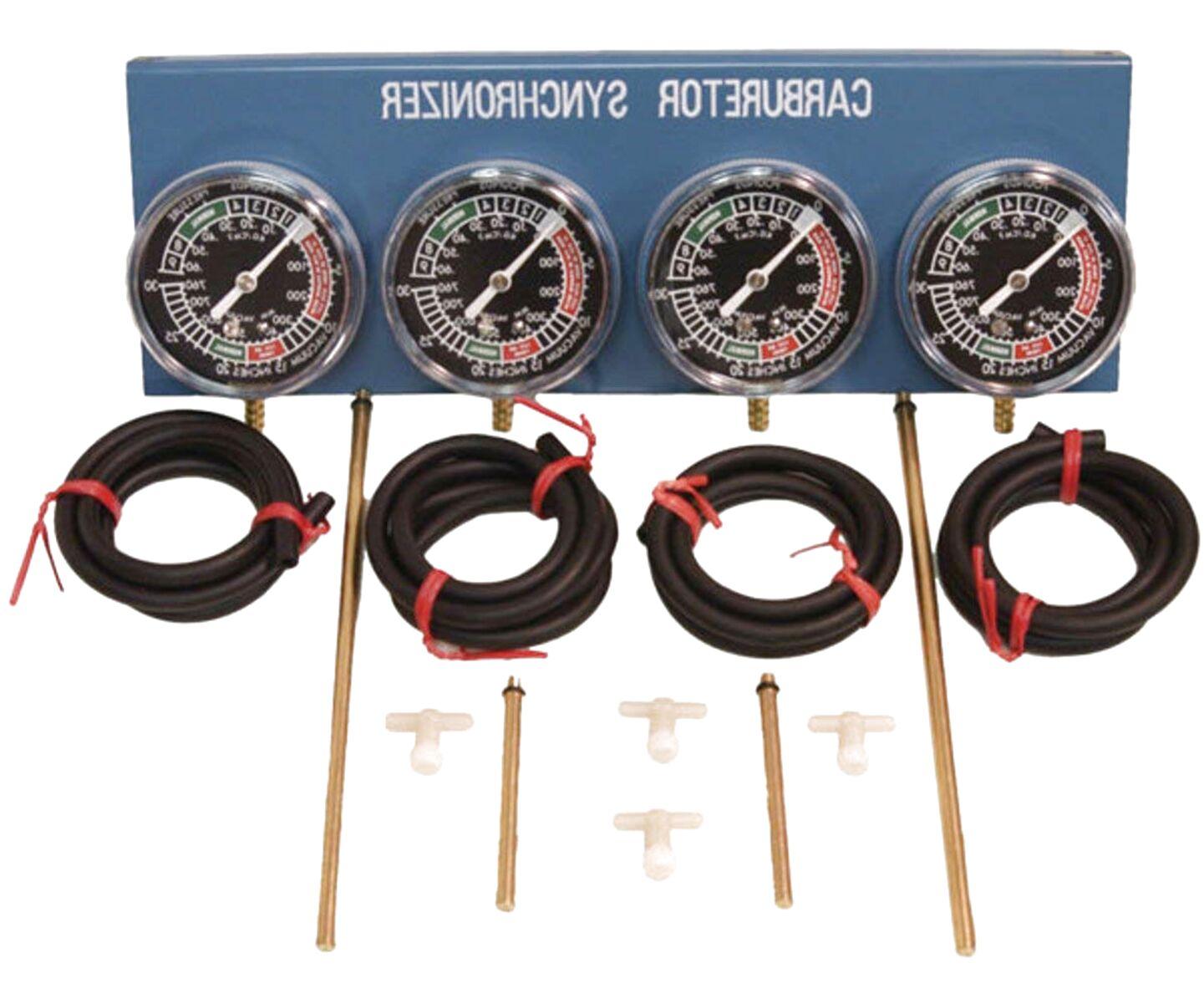Moligh doll Automotive Motorcycles Petrol Engine Compression Test Gauge Tester Kit Tool Set