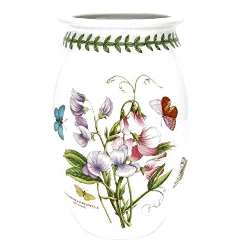 H20cm Portmeirion Botanic Garden Tulip Posy Vase