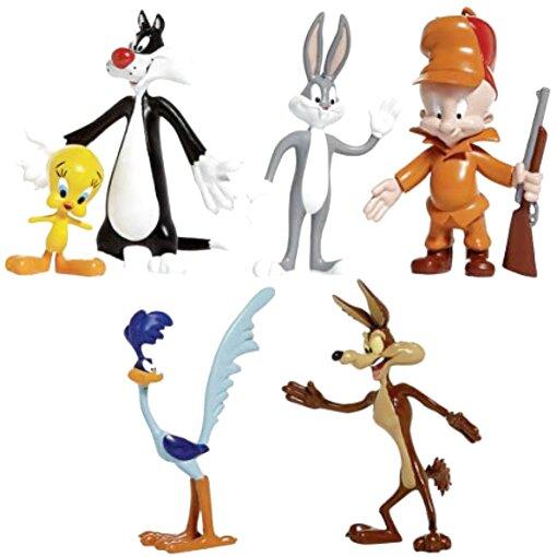 Comansi Looney Tunes Mini Figure Daffy Duck 8 cm figures