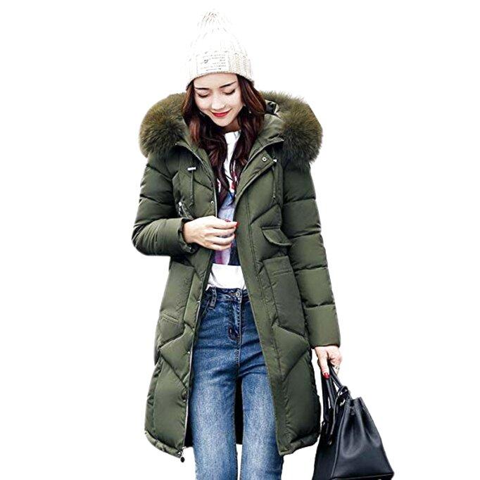 ladies puffa coat for sale